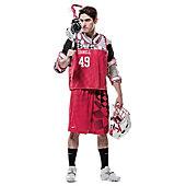 Nike Men's Flow II Custom Pocketed Lacrosse Shorts