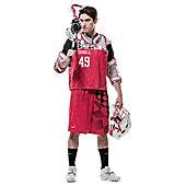 Nike Men's Flow II Custom Reversible Lacrosse Jersey