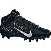Nike Men's Alpha Pro Mid Molded Football Cleats