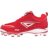 3n2 Women's Rally Pitching Toe Molded Fastpitch Cleats
