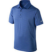 Nike Boys' Victory Stripe Golf Polo