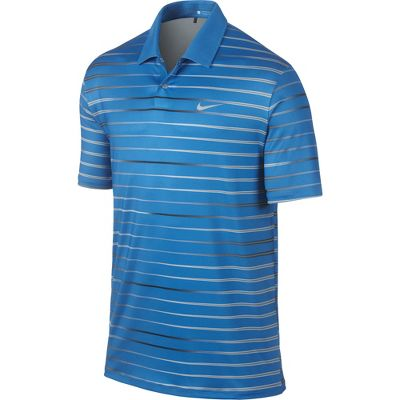 Nike Men's TW Iridescent Golf Polo