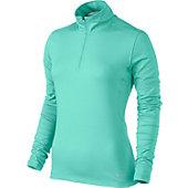 Nike Women's 1/2 Zip Golf Cover Up