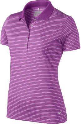 Nike Tech Stripe Women's Golf Polo