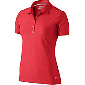 Nike Women's Dot Embossed Golf Polo