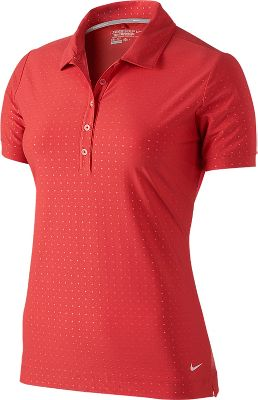 Nike Dot Embossed Women's Golf Polo