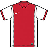 Nike Boy's Park Derby Modified Short-Sleeve Custom Soccer Jersey