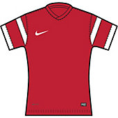 Nike Women's Trophy II Custom Short-Sleeve Modified Soccer Jersey