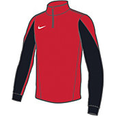 Nike Squad14 Men's Custom Modified Long-Sleeve Midlayer Shirt