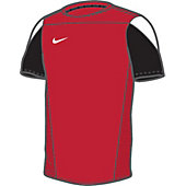 Nike Squad14 Women's Custom Modified Short-Sleeve Training Top