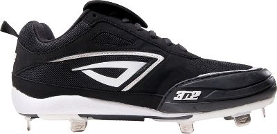 3n2 Womens Rally Pitching Toe Metal Fastpitch Cleats