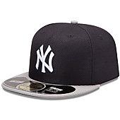 New Era MLB Diamond Era 59FIFTY Road Baseball Cap