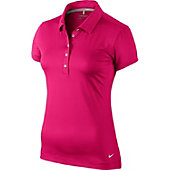 Nike Women's Mini Stripe Golf Polo