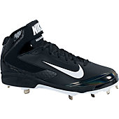 Nike Men's Huarache Pro Mid Metal Baseball Cleats