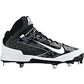 Nike Men's Huarache Camo Pro Mid Metal Baseball Cleats