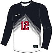 Nike Long-Sleeve DQT Men's Custom Soccer Jersey 14