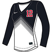Nike Long-Sleeve DQT Women's Custom Soccer Jersey 14
