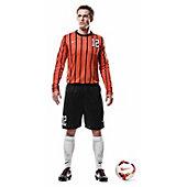 Nike Long-Sleeve Team ID Custom Soccer Jersey
