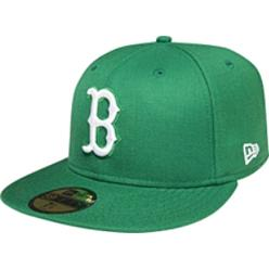 New Era MLB 5950 Kelly Green Baseball Cap