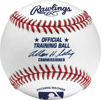 Rawlings Pitching Machine Baseball Dozen