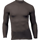 WSI Semi Mock Longsleeve Compression Shirt