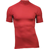 WSI Adult Microtech Form Fit Short Sleeve Shirt