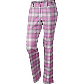 Nike Women's Dri-FIT Modern Rise Plaid Golf Pants