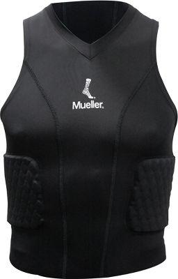 Mueller Adult Diamond Pad 3 Piece Shirt