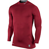 Nike Pro Combat Hyperwarm Dri-FIT Men's Fitted Shirt