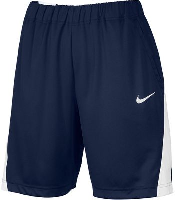 Nike Women's Coach Pocket Shorts 615729NAV2XL
