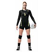 Nike Women's Team ID Ace Long-Sleeve Digital Custom Volleyball Jersey