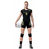 Nike Women's Team ID Ace Cap-Sleeve Custom Volleyball Jersey