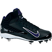 Nike Men's Huarache Strike Mid Metal Baseball Cleats