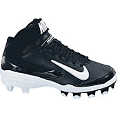 Nike Youth Huarache Strike Mid Molded Baseball Cleats