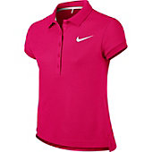 Nike Girl's Sport Swing Golf Polo