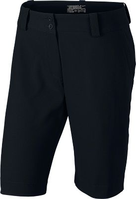Nike Golf - Modern Rise Tech Short (Black/Black) Women's Shorts