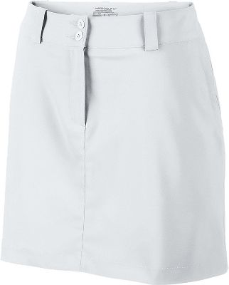 Nike Modern Rise Tech Golf Skort - Womens - White