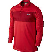 Nike Men's Innovation Warm Long Sleeve Golf Polo