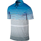 Nike Men's Premium Body Map Stripe Golf Polo