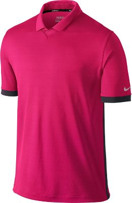 Nike Men's Innovation Stretch Graphic Golf Polo