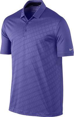 Nike Men's Innovation Two-Color Jacquard Golf Polo