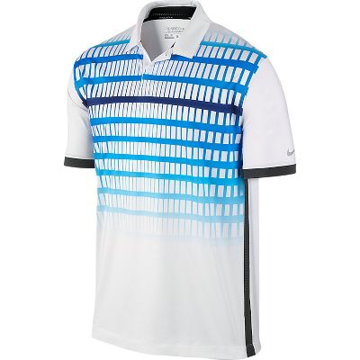 Nike Men's Innovation Speed Stripe Golf Polo