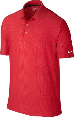 Nike Men's Key Embossed Golf Polo