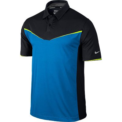 Nike Men's Innovation Color Block Golf Polo