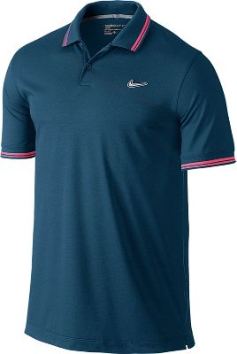 Nike Men's Dri-FIT Novelty Golf Polo