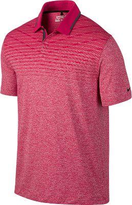 Nike Men's Premium Jacquard Golf Polo