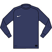 Nike Men's Long Sleeve Park Goalie II Jersey