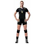 Nike Women's Team ID Ace Short Sleeve Digital Custom Volleyball Jersey