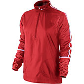 Nike Women's Windproof 1/2 Zip Jacket