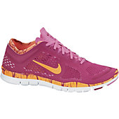 Nike Women's Free 5.0 TR Fit 4 Print Training Shoe
